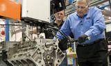Hendrick enjoys engine building experience
