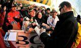 Hendrick Motorsports fans in Las Vegas