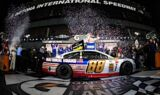 Dale Earnhardt Jr. wins at Daytona