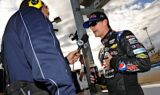 Jeff Gordon, No. 24 team at Phoenix