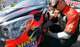 Jeff Gordon, No. 24 team at Bristol