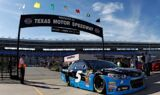 Kasey Kahne, No. 5 team at Texas