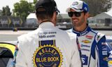 Jimmie Johnson, No. 48 team at Sonoma