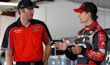 Jeff Gordon, No. 24 team at Watkins Glen