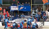 Dale Earnhardt Jr., No. 88 team at Michigan