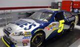 Johnson's All-Star paint scheme