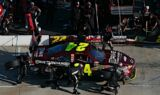 No. 24 team at Martinsville