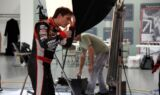 Jeff Gordon's Drive to End Hunger photo shoot
