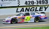 Chase Elliott at Langley Speedway