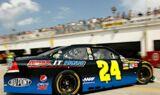 No. 24 team at Daytona