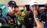 Jimmie Johnson's No. 48 team at Daytona