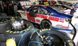 Dale Earnhardt Jr.'s No. 88 team at Loudon