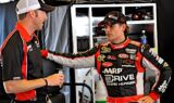 Jeff Gordon and the No. 24 team at Indy