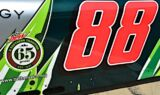 Dale Earnhardt Jr. and the No. 88 team at Bristol