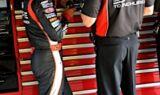 Jeff Gordon and the No. 24 team at Bristol