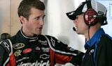 Kasey Kahne and the No. 5 team at Atlanta