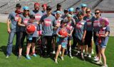 Jeff Gordon partners with Kick-It for cancer