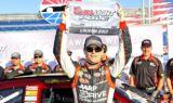 Gordon wins Loudon pole