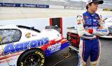 Chase Elliott at Dover International Speedway