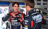 Jeff Gordon, No. 24 team at Talladega