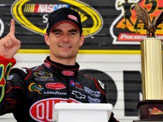 Race recap: Jeff Gordon and crew chief Alan Gustafson on win at Pocono