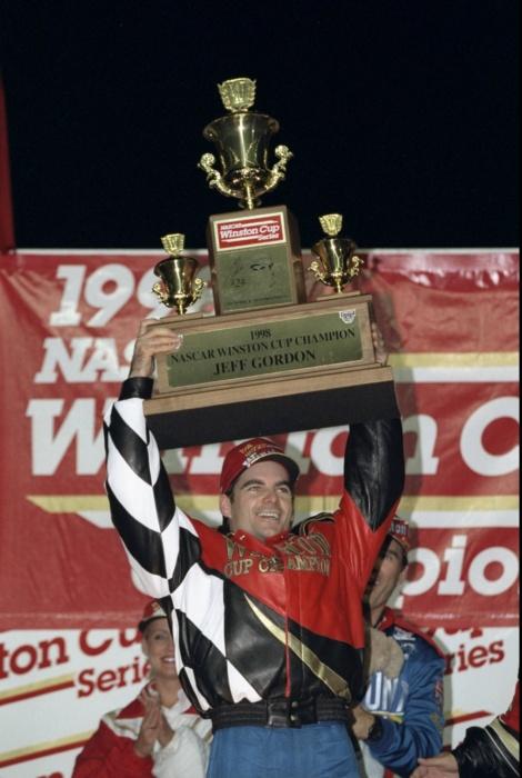 Jeff Gordon Chevrolet >> Jeff Gordon's championship memories: 1998 | Hendrick Motorsports