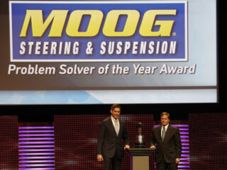 Ives credits No. 88 teammates for Problem Solver of the Year honor