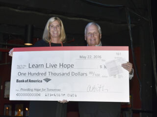 'Learn Live Hope' celebration filled with fun, fundraising