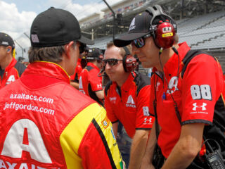 Ives talks transition from Indy to Pocono with Gordon
