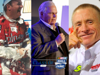 2017 Hall of Famers congratulated via social media