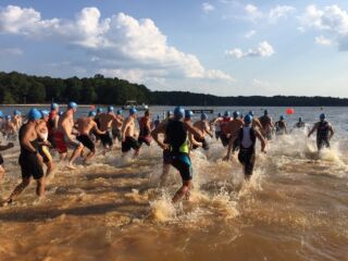 Johnson takes first in age group in Jimmie Johnson Foundation triathlon