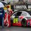 Johnson, Gordon survive 'wild night' at Bristol