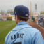 A Day in the Life: Kasey (Kahne) at the bat